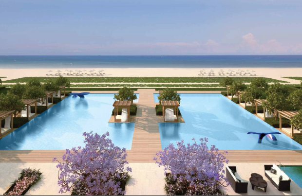 From Château Ocean Residences