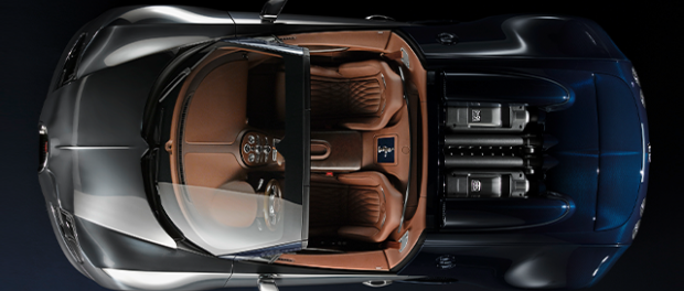 From Bugatti