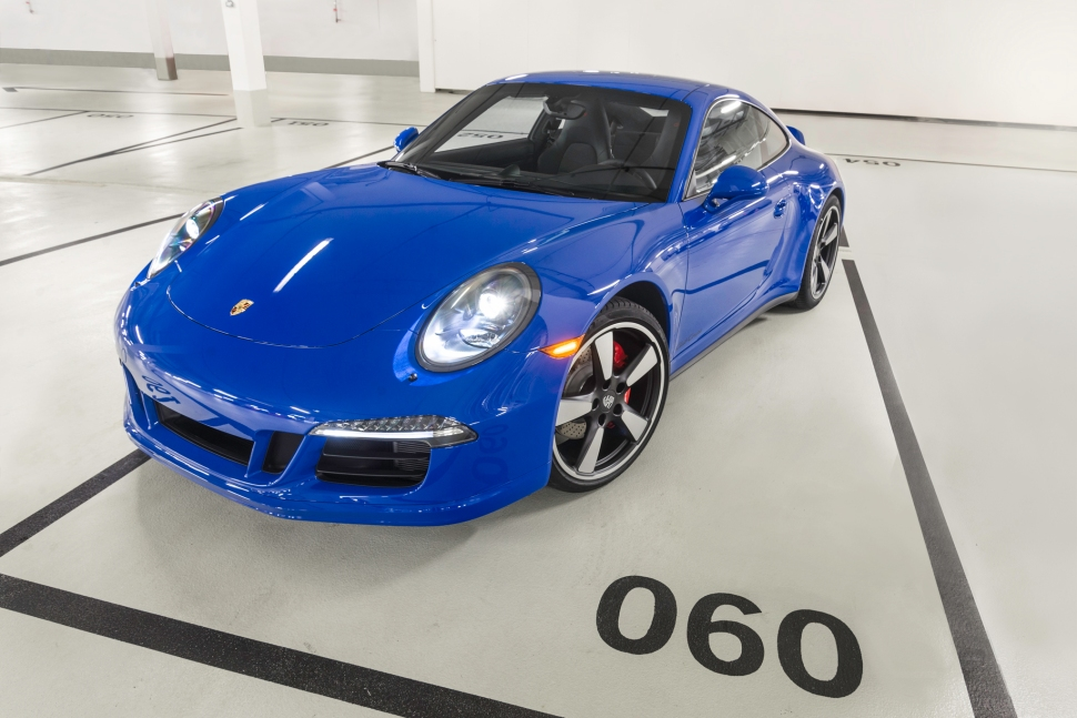 From Porsche North America.