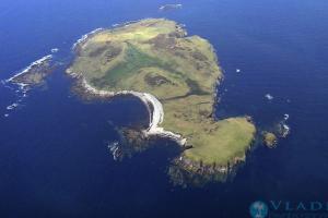 Inishdooney Island. Image via Vladi Private Islands.